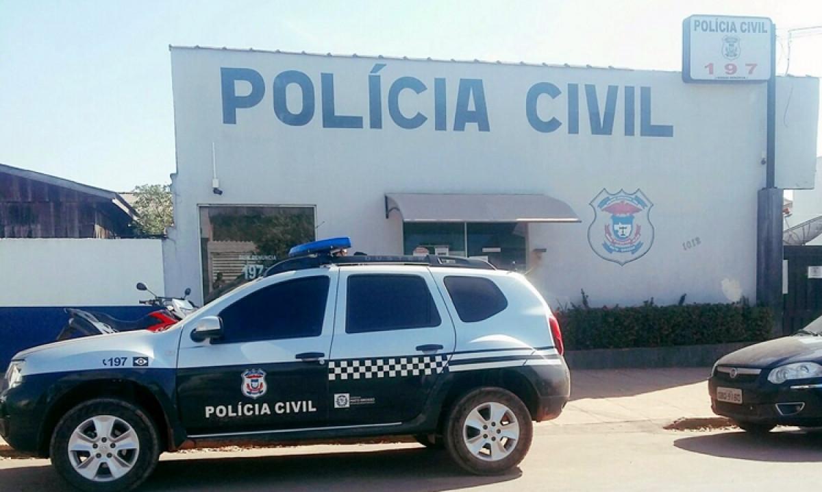 Suspeito é preso em flagrante pela Polícia Civil horas após homicídio de vítima de 35 anos