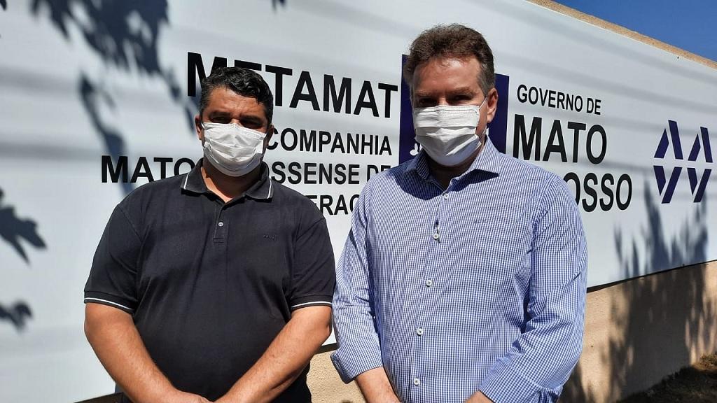 Metamat inaugura escritório regional em Guarantã do Norte